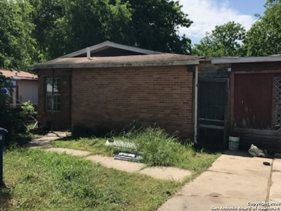 San Antonio Single Family Home New: 322 Globe Ave