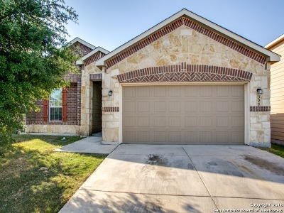 Schertz Single Family Home New: 322 Walnut Crest
