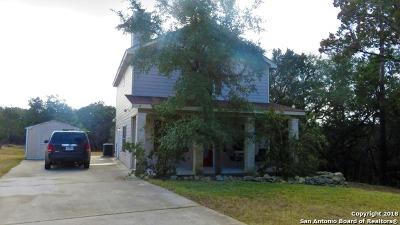 Canyon Lake Single Family Home For Sale: 1514 Bonnyview Dr