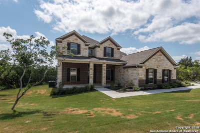 Castroville Single Family Home For Sale: 239 Roundtop Hill