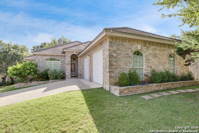 Boerne TX Single Family Home New: $375,000
