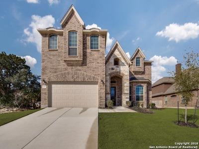 San Antonio Single Family Home New: 415 Bullrun Way
