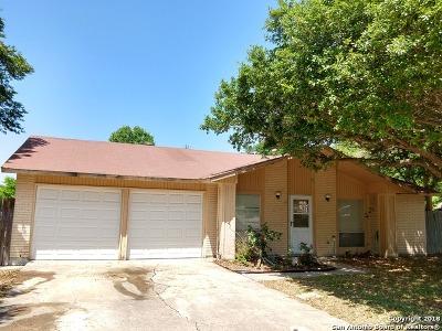 San Antonio Single Family Home New: 12735 Popes Creek St