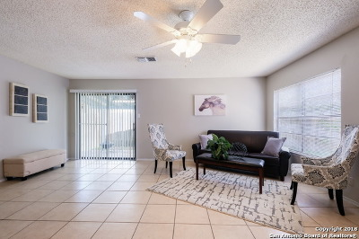 San Antonio Single Family Home Back on Market: 11733 Spring Life