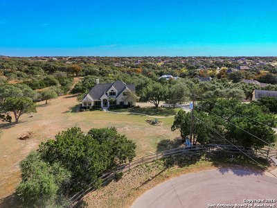 Comal County Single Family Home For Sale: 232 Summer Glen Ln