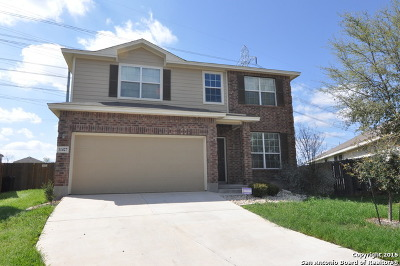 San Antonio Single Family Home New: 11427 Estufa Canyon