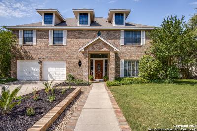 San Antonio Single Family Home New: 20023 Encino Cabin