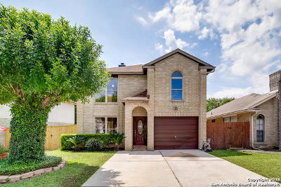 San Antonio Single Family Home New: 11402 Bald Mtn