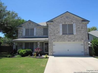 Schertz Single Family Home New: 3601 Saratoga Pl