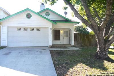 San Antonio Single Family Home New: 11802 Ocean Springs