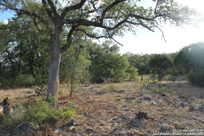 New Braunfels Residential Lots & Land Back on Market: 5733 Palisades View