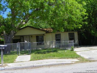 San Antonio Single Family Home New: 220 Quinta St
