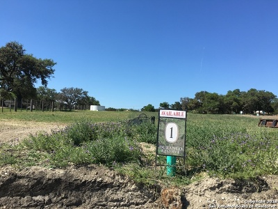 Boerne Residential Lots & Land For Sale: 102 Chama Dr