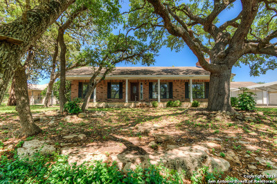 Canyon Lake Single Family Home New: 315 Lighthouse