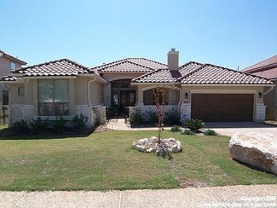 San Antonio Single Family Home New: 1242 Via Belcanto