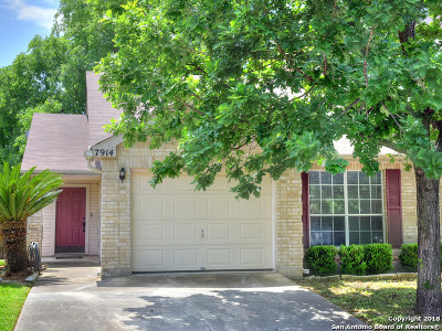 San Antonio Single Family Home Back on Market: 7914 Sunflower Way