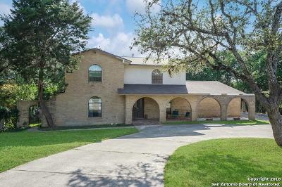 San Antonio Single Family Home New: 727 Morning Hill St