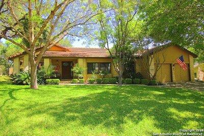 San Antonio Single Family Home New: 19910 Encino Ridge St
