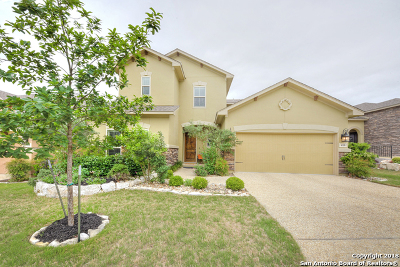 Heights At Stone Oak Single Family Home Price Change: 418 Tranquil Oaks