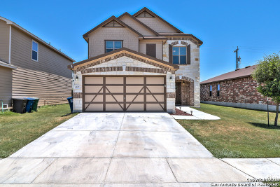 San Antonio Single Family Home Back on Market: 4527 Wrangler View