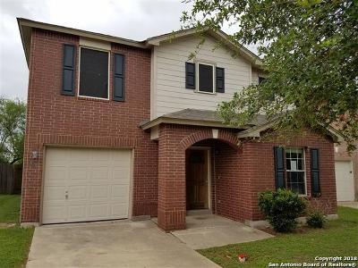 San Antonio Single Family Home Back on Market: 7522 Cedar Farm