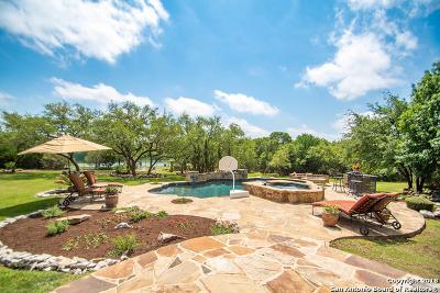 San Antonio Single Family Home For Sale: 72 Sendero Verde