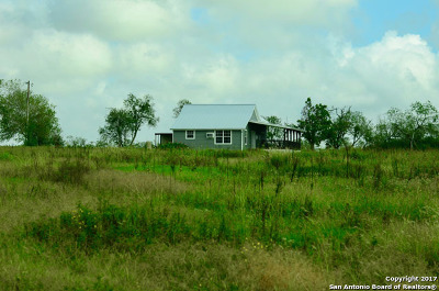 Guadalupe County Farm & Ranch For Sale: 10695 Fm 775