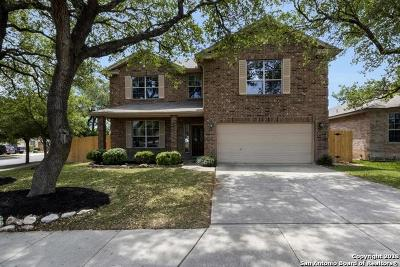 Helotes Single Family Home Back on Market: 8902 Burnt Path