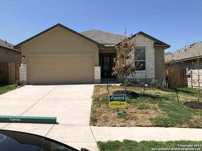 Single Family Home For Sale: 7418 Rigel Chase