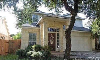 Helotes Single Family Home For Sale: 14207 Sonora Bend
