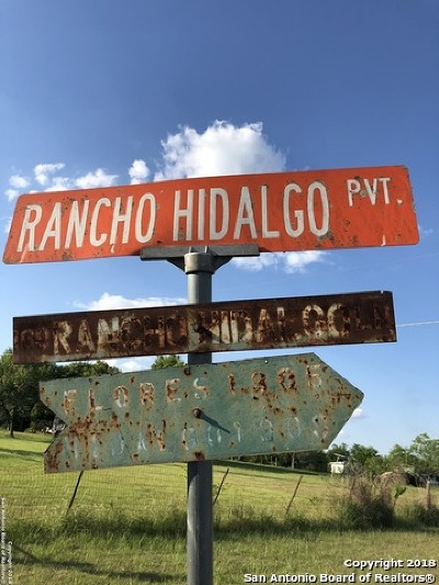 Guadalupe County Residential Lots & Land For Sale: Rancho Hidalgo Ln