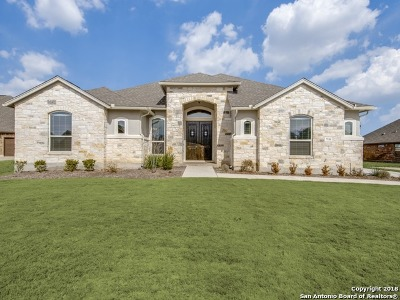 Boerne Single Family Home Back on Market: 7110 Wild Coyote Ln