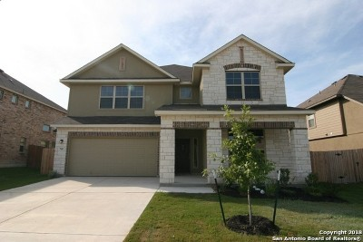 Cibolo Single Family Home For Sale: 708 Saddle Canyon