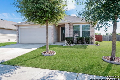 Converse Single Family Home For Sale: 9307 Daystar Pt