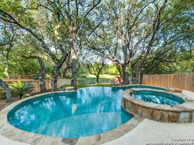 San Antonio Single Family Home Back on Market: 1114 Charlisas Way