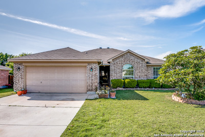 Cibolo Single Family Home For Sale: 104 Willow Way