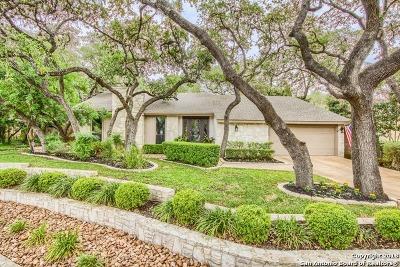 San Antonio Single Family Home Back on Market: 1723 Typhoon St