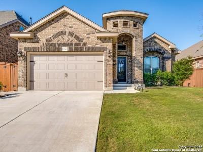 Bexar County Single Family Home Back on Market: 12546 Stillwater Creek