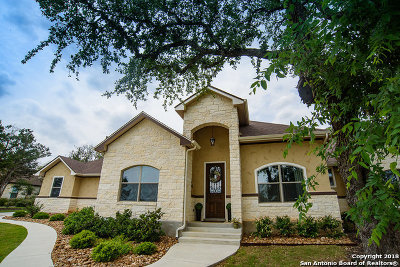 New Braunfels Single Family Home Price Change: 2669 Red Bud Way