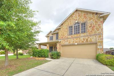 Schertz Single Family Home For Sale: 3137 Turquoise