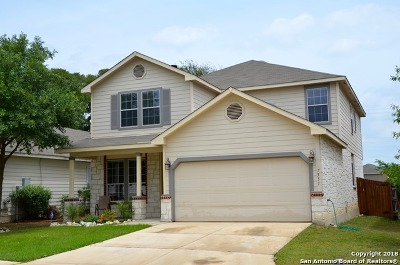 Boerne Single Family Home For Sale: 7531 Paraiso Haven