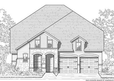 Bulverde Single Family Home Price Change: 30917 Silverado Spur