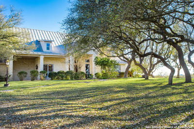 Boerne Farm & Ranch For Sale: 132 Poehnert Rd