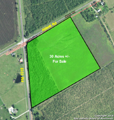 Residential Lots & Land For Sale: 4892 Abbott Rd