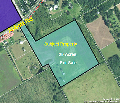 Residential Lots & Land For Sale: 4980 Abbott Rd