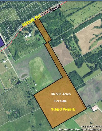 Residential Lots & Land For Sale: 5222 Abbott Rd