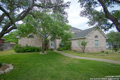 Fair Oaks Ranch Single Family Home For Sale: 8511 Fairway Trace Dr