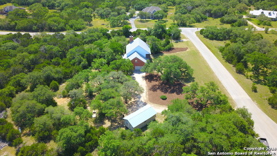 New Braunfels Single Family Home For Sale: 150 Cobblestone Dr