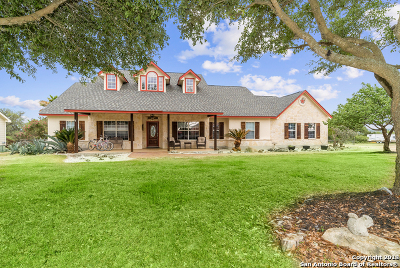 Canyon Lake Single Family Home For Sale: 742 Airline Dr