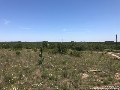 Boerne Residential Lots & Land For Sale: 11511 Pecan Hill